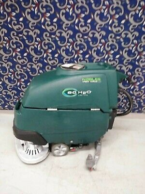 Tennant Nobles 28 Floor Scrubber With New Batteries And Free Shipping