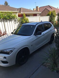 2011 BMW X1 sDrive20d 8 Speed Sports Automatic