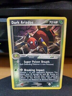 Pokemon Card Team Rocket Returns Dark Ariados 30/109.
