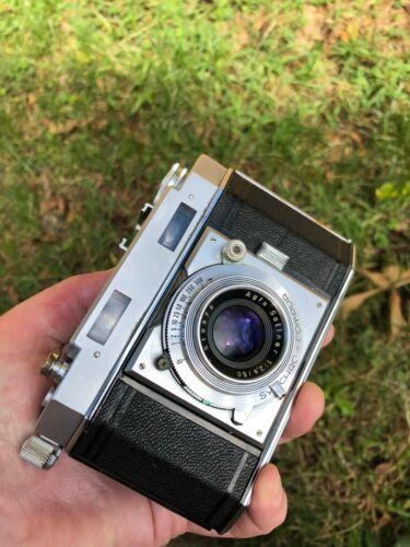 Agfa Karat 36 film camera Germany 1950