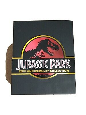 Jurassic Park 25th Anniversary Collection Blue Ray