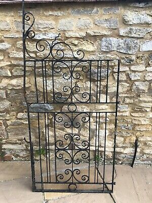Cast Iron Gate - From 17th Century Farmhouse