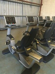TECHNO-GYM COMMERCIAL RECUMBENT BIKE EXCITE Osborne Park Stirling Area Preview