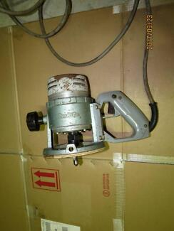 Industrial  Makita Router Made in Japan