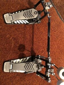 Yamaha flying dragon double pedals.