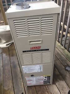 9 year old lennox 50000 btu furnace. 100.00