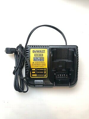 DeWALT DCB115 12v / 20v MAX Li-ion Battery Charger