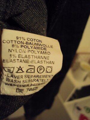 Veste en jean ober taille l