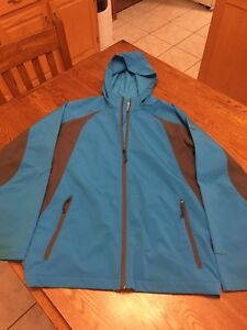 Youth's Columbia summer shell  size 14/16