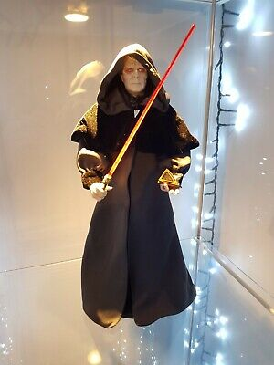 Star Wars Sideshow Exclusive 1/6 Scale Emperor Palpatine no box