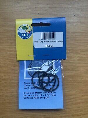 Truma Ultraflow Replacement Pistol Trigger Grip Water Pump 'O' Rings Kit TR0801