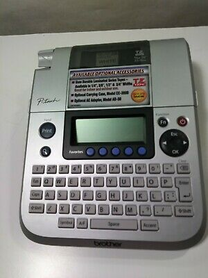 Brother P-touch Pt-1830 Label Printer Thermal Label Maker Office Organization