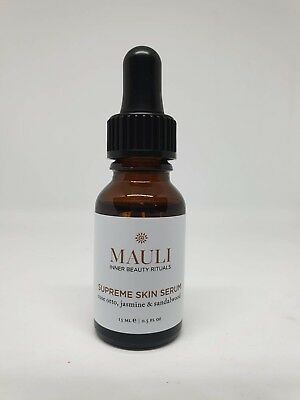 MAULI Supreme Skin Serum Rose Otto Jasmine & Sandalwood 15ml