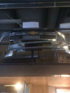 2013 bumper and grill for 2013 Chevrolet 1 tonne duramax
