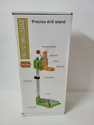 Precise Drill Stand Rotary Tool Workstation Drill Press Table