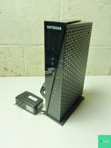 NETGEAR C6300 Dual-Band AC1750 Router Cable Modem