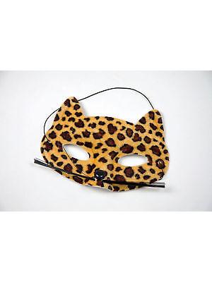 Augenmaske Leopard Party Kostüm Accessoires ()