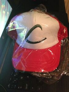 Pokemon Ash's baseball cap