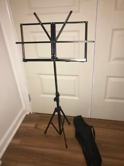 Musical Note stand