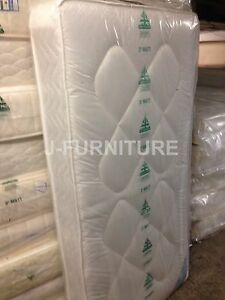 3ft Deep Quilt Single Mattress.100% Cheapest On Ebay