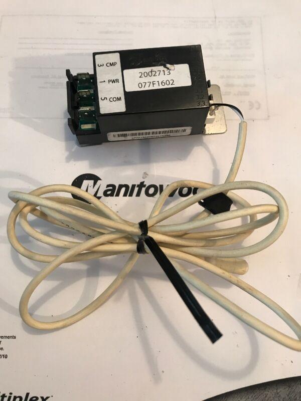 Danfoss 2002713 077F1692 Controller Manitowoc Multiplex 00219491 Ice bank