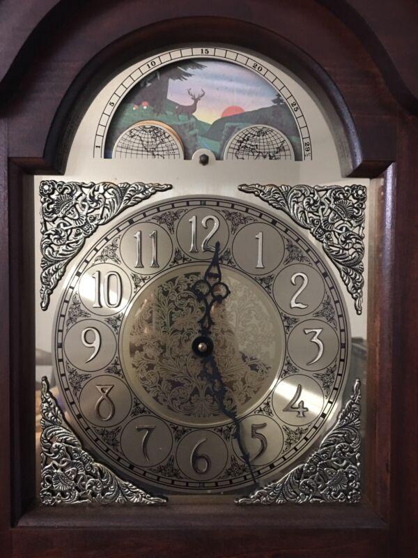 Grandfather Clock BEAUTIFUL!