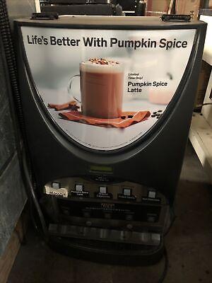 Bunn Commercial Cappuccino Machine Espresso Latte Maker
