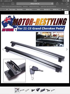 Jeep Grand Cherokee Roof Rack