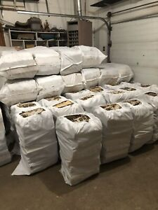 Dry Mix Pine/Spruce Firewood Huge Bags Ready to Burn $25