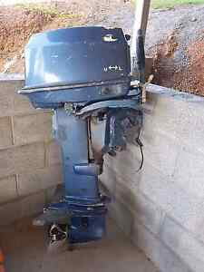 20HP OMC Evinrude Outboard Motor Pacific Heights Yeppoon Area Preview