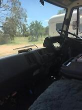 2005 Roswal Gooseneck and 92 Isuzu Dual cab truck Clermont Isaac Area Preview