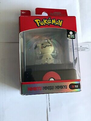 Mimikyu S2 Pokemon Select Collection Figure 2019 Wicked Cool Toys NEW