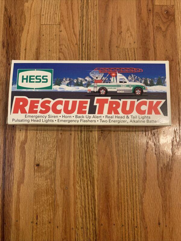 Hess Reacue Truck 1994
