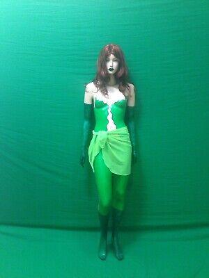 Original Ooak Batman Poison Ivy Sexy Full Body Life Sized Fiberglass Mannequin