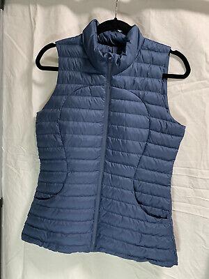 lululemon Pack it down vest women size 6