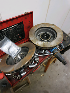 Ea to ed falcon brake rotors Stratford Gloucester Area Preview