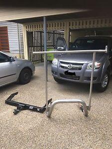 MAZDA BT50 TOWBAR AND NUDGE BAR/LADDER RACK Carina Brisbane South East Preview