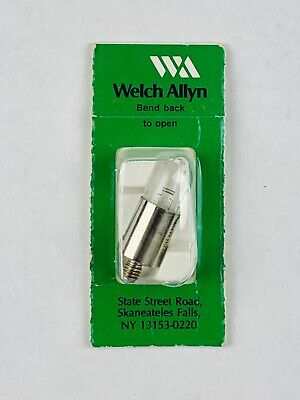 Welch Allyn 04100-u 14.5v Halogen Lamp Genuine Still In Package