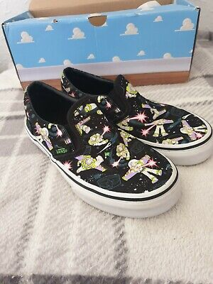 Disney Toy Story VANS junior Vans Buzz Lightyear Vans Toy Story Shoes