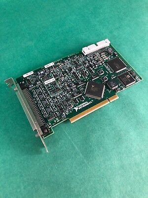 National Instruments Pci-6071e 184411c-01 Multi-function Data Acquisition Daq