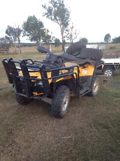 Can-Am Outlander Max 2011 Toowoomba 4350 Toowoomba City Preview