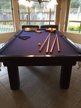 Pool/Billiard Table for sale. Excellent condition. Bella Vista The Hills District Preview