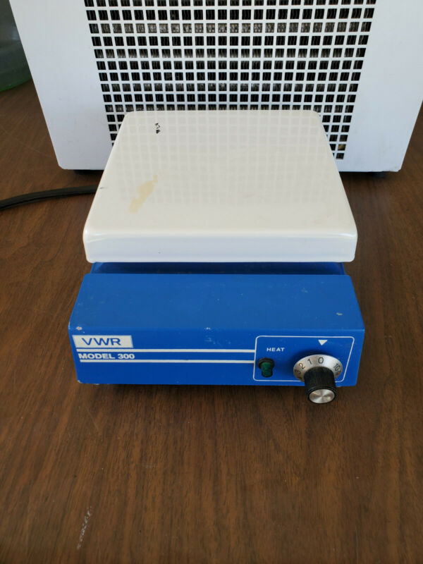 VWR model 300 VWR  Hot Plate Hotplate tested working