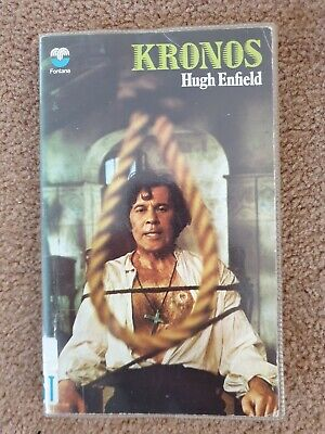 Vintage horror PB.Hugh Enfield.KRONOS.Vampire Novel.1972 1st.RARE., used for sale  Shipping to South Africa