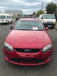 Wrecking 2009 Fg xr6 5 speed auto Williamstown North Hobsons Bay Area Preview