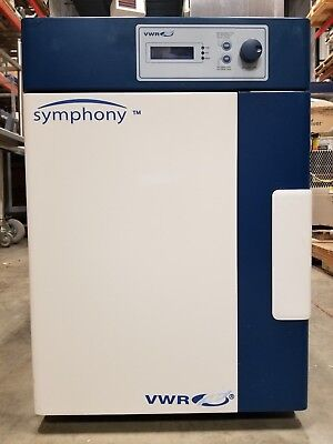 Vwr Symphony Gravity Convection Oven 414004-546