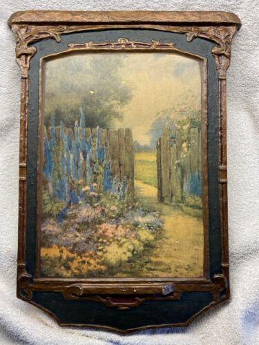 Flora Pilkington Where Summer Loves To Linger Artwork. - $399.99