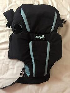 snugli baby carrier