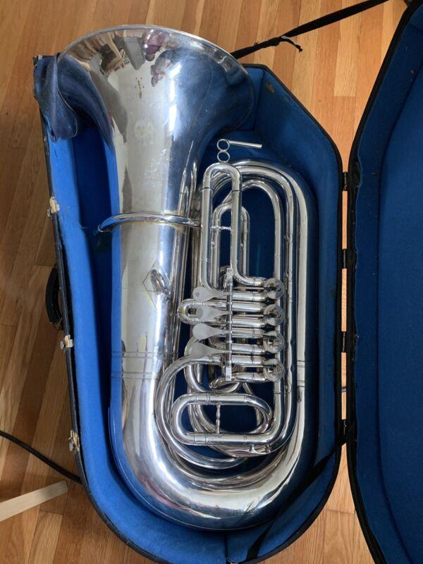 Hirsbrunner B Flat Tuba