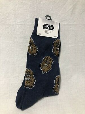 Star Wars Chewbacca Socks Size 6-12